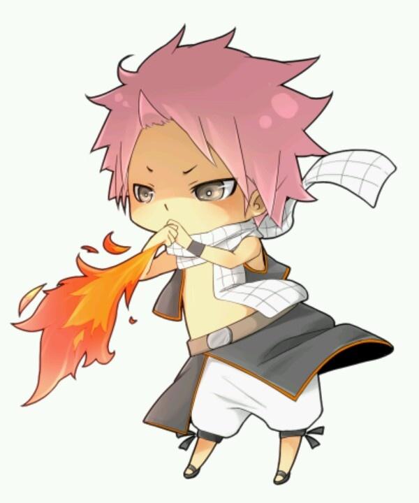 Natsu! :3 | Anime ^w^ | Pinterest | Chibi, Natsu fairy ... Chibi Fairy Tail Natsu