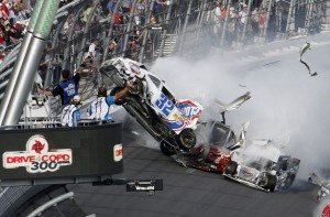 NASCAR Wreck Injures 28 at Daytona – Video