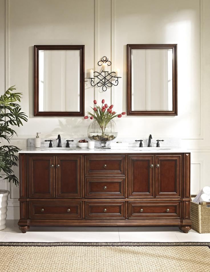 22 best furniture vanities images on pinterest bath for Bathroom cabinets jamaica