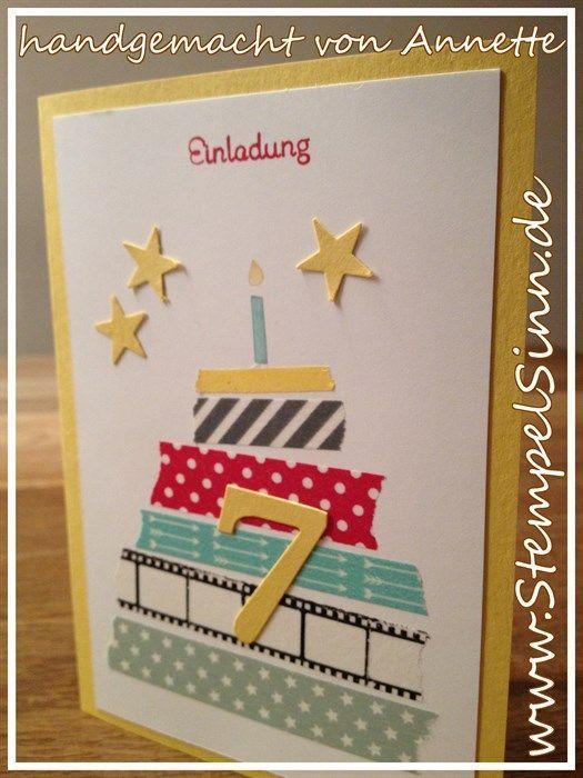 Geburtstagseinladung Feuerwehr