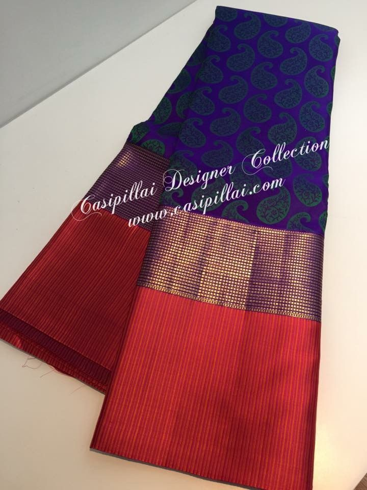 Pretty silk saree