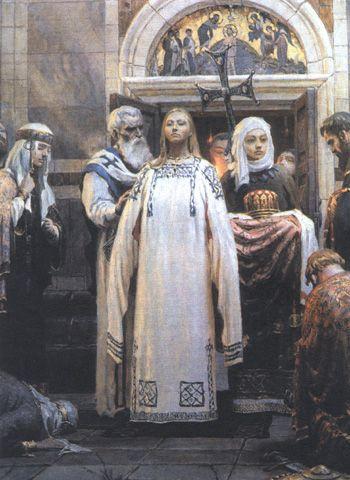 Saint Olga of Kiev [ancestor of BKThigpen]