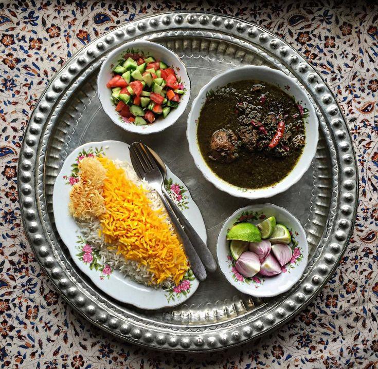 1000 images about tour du monde on pinterest iran for Ahmads persian cuisine