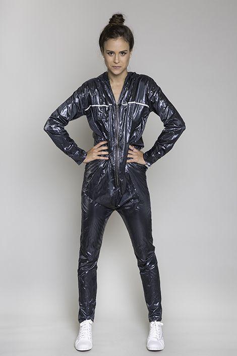 200 Best Sauna Suit Images On Pinterest Jacket Outfits