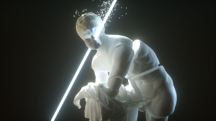 Hermes. I learn octane for Cinema4D and used the fracture object combined with blackbody emission and x-particles.