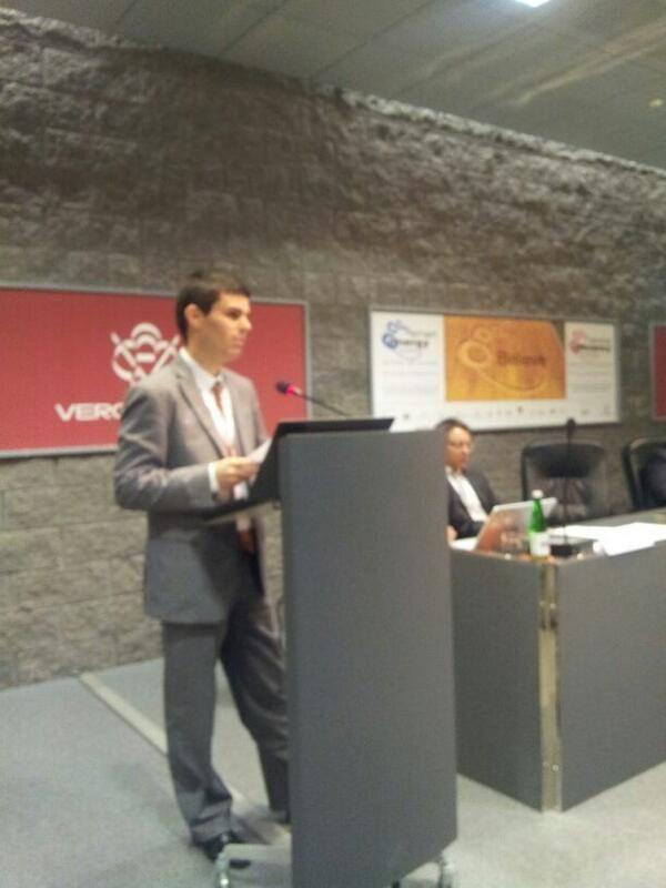 """Cuppone: """"obiettivo MISE e GSE è quello di creare e rafforzare filiera del made in italy per efficienza e rinnovabili"""" #Smartenergy"""