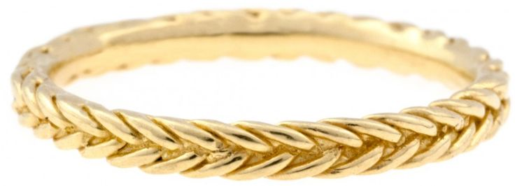 Fishtail Band - Bands - Jewelry - Bario Neal