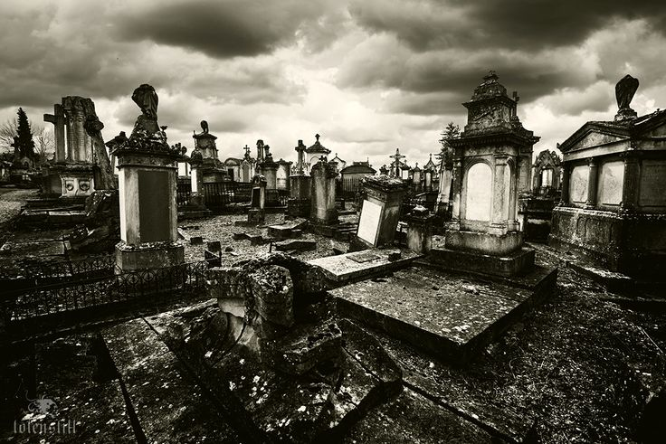 Cemetery, Cimitero, Friedhof, Metz