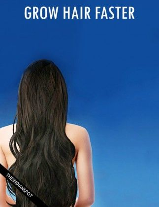 how to grow healthy hair fast