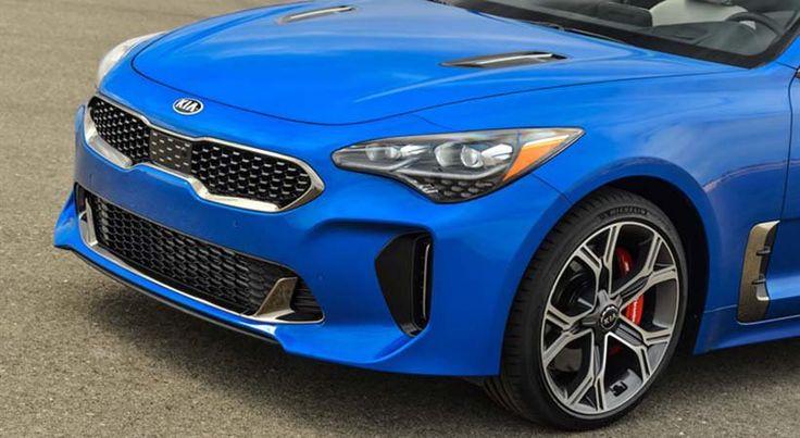 Kia Stinger 2018 ya tiene precio … mucho auto por tan poco - http://autoproyecto.com/2017/11/kia-stinger-2018-ya-tiene-precio.html?utm_source=PN&utm_medium=Pinterest+AP&utm_campaign=SNAP
