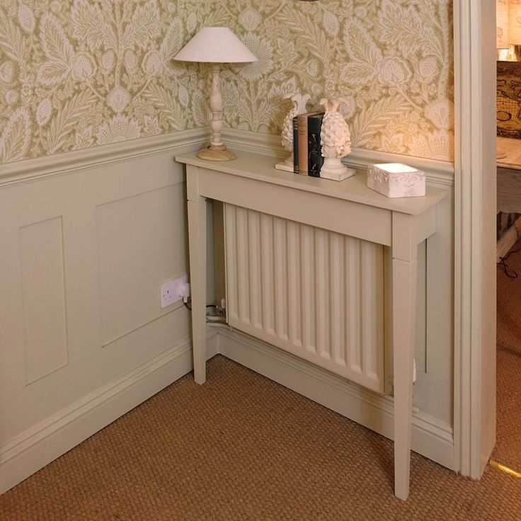 Radiator Table (to suit 100cm radiators) | Scumble Goosie, Extraordinary hand made furniture - 01453 731305