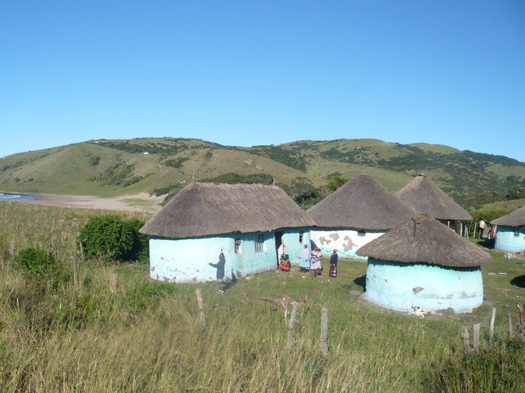 Transkei Wild Coast, Eastern Cape, South Africa, Local accomodation