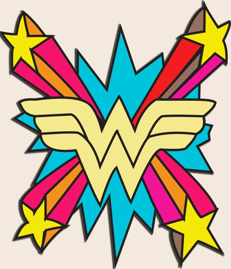 Wonder Woman logo by Jantonystark.deviantart.com on @deviantART