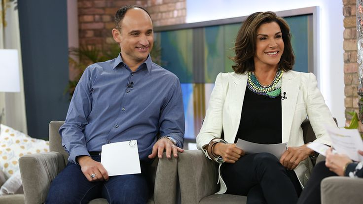 'Love It or List It' stars, David and Hilary, reveal some celebrity home listings #LoveItOrListIt #RealEstate