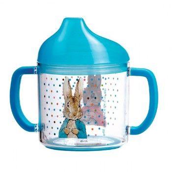 Taza para aprender a beber conejo Pedro