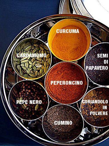 Cucinare con le spezie favorite recipes pinterest herbs and curries - Cucinare con le spezie ...