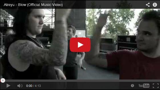 Watch: Atreyu - Blow See lyrics here: http://atreyu-lyric.blogspot.com/2010/10/blow-lyrics-atreyu.html #lyricsdome