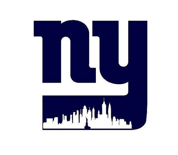 Best 25 New York Giants Logo Ideas On Pinterest