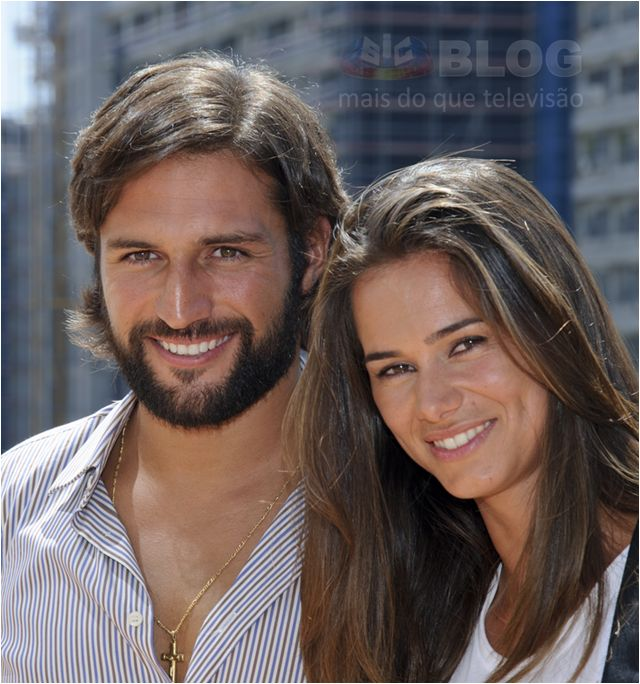 José Fidalgo, Portuguese actor & model, b. 1979