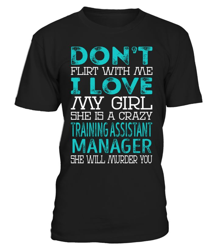 Training Assistant Manager - Crazy Girl #TrainingAssistantManager
