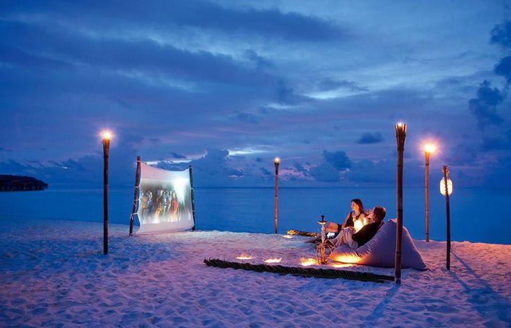 8 cinema sulla spiaggia che vi lasceranno a bocca aperta | WePlaya