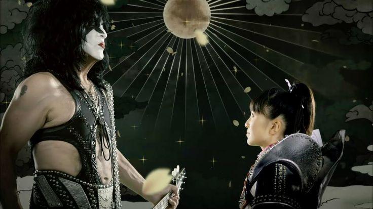 夢の浮世に咲いてみな/ももいろクローバーZ vs KISS(YUMENO UKIYONI SAITEMINA/MOMOIRO CLOVER Z vs KISS)