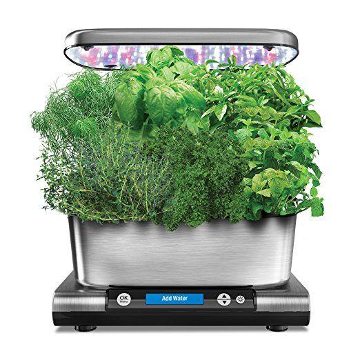 Amazon Com Aerogarden Harvest Elite With Gourmet Herb 400 x 300