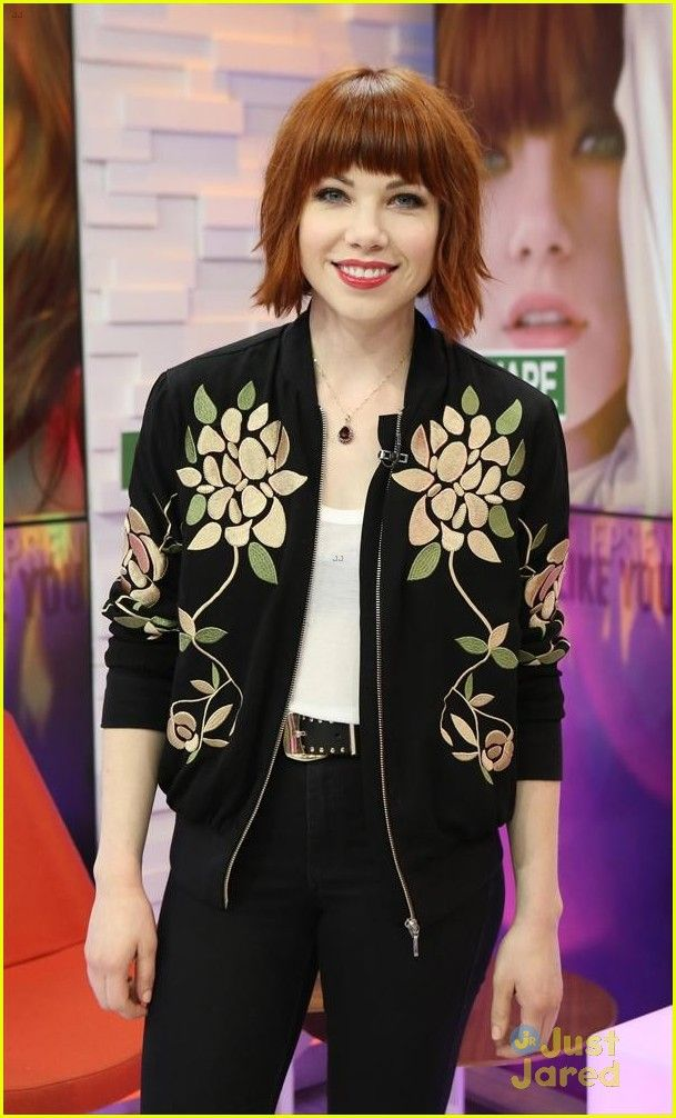 Carly Rae Jepsen on GMA 2015 - I Really Like You