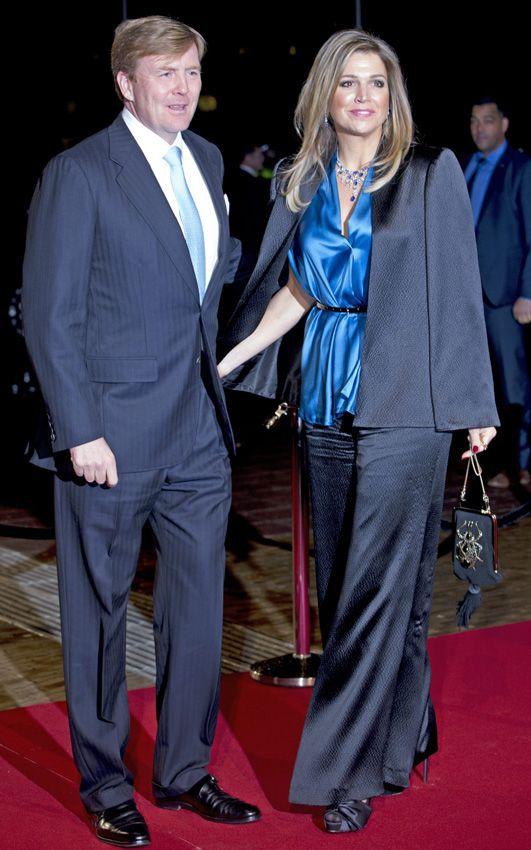 La Familia Real de Holanda se viste de gala para celebrar el 75 cumpleaños de Pieter van Vollenhoven - Foto 2