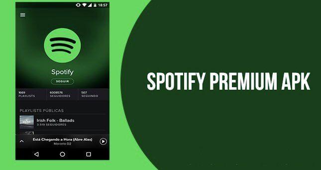 Spotify hacked apk premium Spotify premium, Spotify