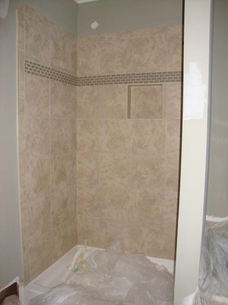 Best Bathroom Ideas Images On Pinterest Bathroom Ideas - Accent tiles for bathroom for bathroom decor ideas