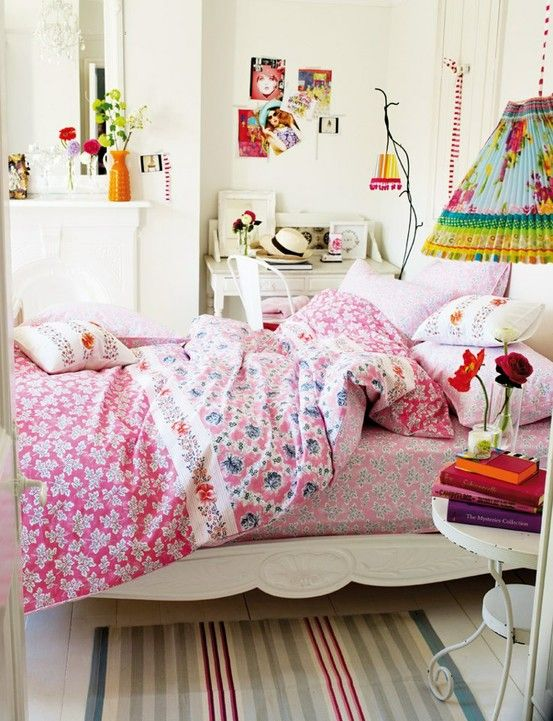 lovely bedroom...adolecente....
