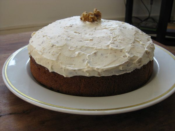 Mary Berry Moist Carrot Cake Recipe