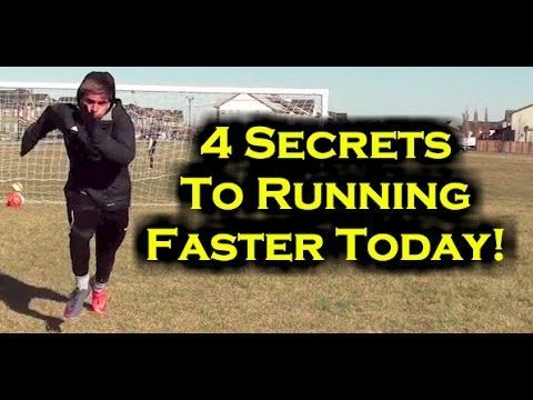How To Run Faster   How To Get Faster   How To Increase Speed   Soccer Football - YouTube #soccerhacks