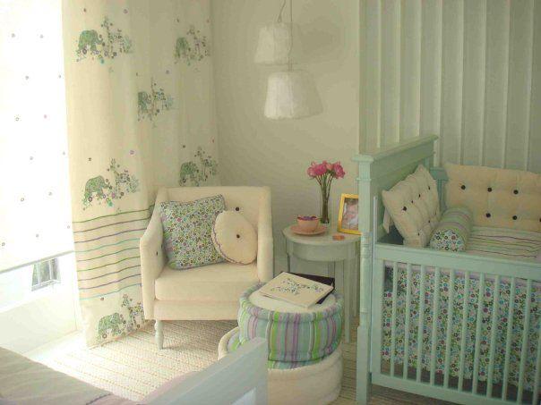 Decoração para quarto de bebê ♥                                                                                                                                                                                 Mais