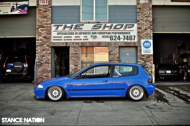 Pin by Darnell Franklin on Honda Civic EG Honda civic