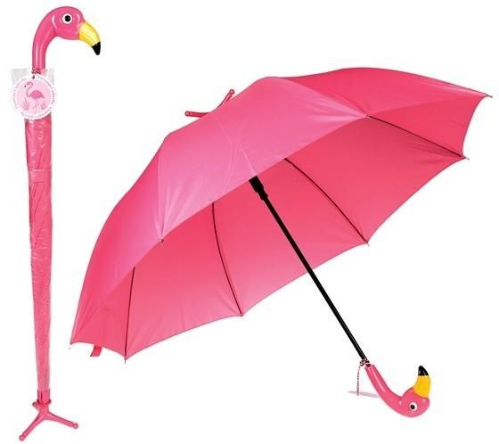 Check out new Quirky Gifts now online: Flamingo Umbrella... See it out here! http://www.feelingquirky.co.uk/products/flamingo-umbrella-with-stand?utm_campaign=social_autopilot&utm_source=pin&utm_medium=pin