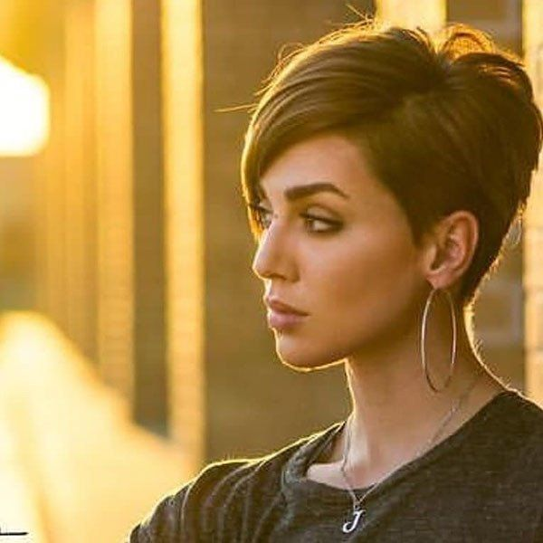 Very Short Hair Style New Best Short Haircuts 2019 Short Hair Styles Short Hair Trends Very Short Hair