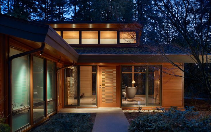 17 best images about pacific northwest dwellings on for Architects nw