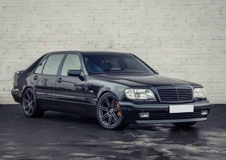 Mercedes Benz S600 7 3l W140 Brabus Autosport Edition With