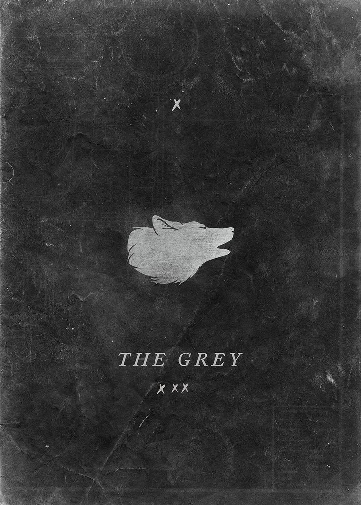 The Grey | www.piclectica.com #piclectica