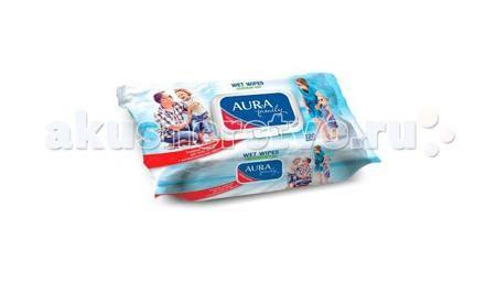 Aura Влажные салфетки антибактериальные 120 шт.  — 120р. -------  Aura Влажные салфетки антибактериальные 120 шт.  Влажные салфетки для всей семьи с антибактериальным эффектом Зеленый чай. Влажные салфетки очищают и смягчают кожу, обеспечивая дополнительную защиту от бактерий. Не содержат спирта. Практичны и удобны в применении.   Способ применения: открыть клапан, достать салфетку, клапан плотно закрыть во избежание высыхания салфеток, обработать кожу.