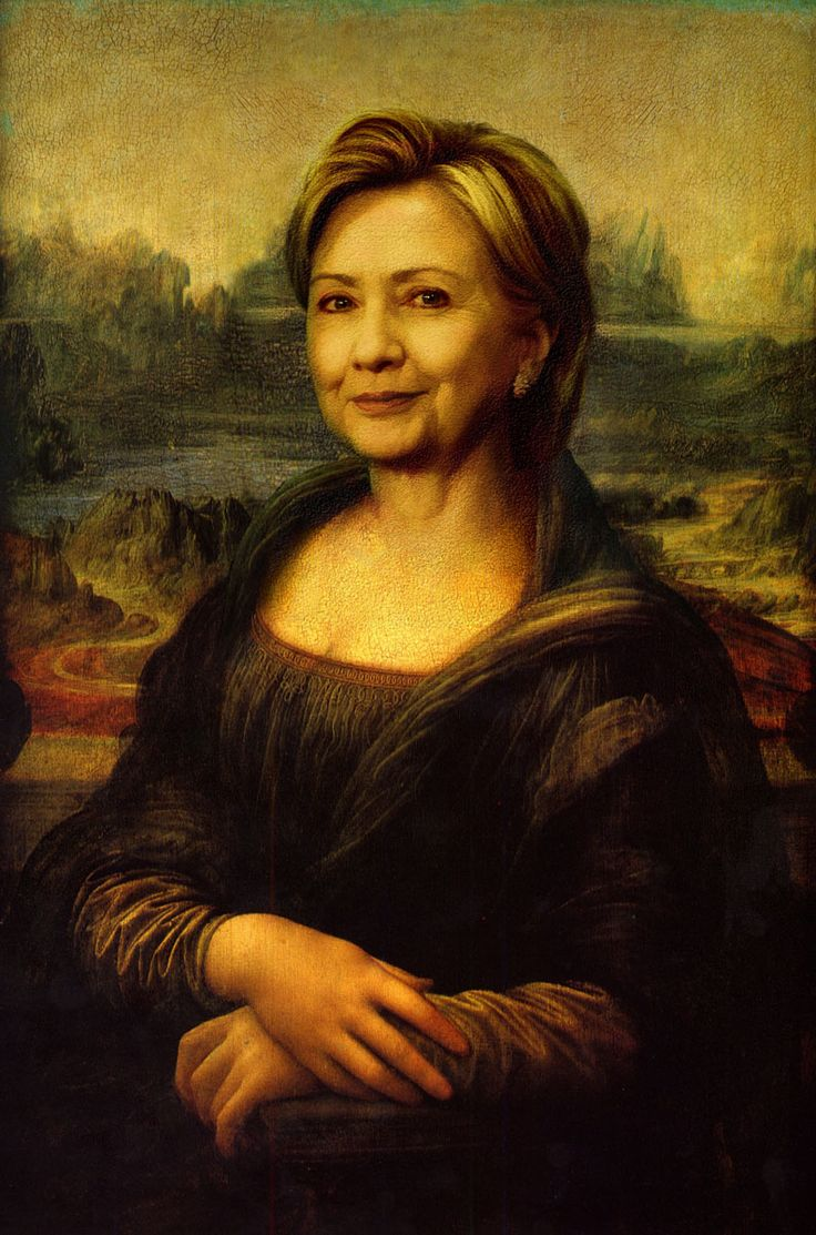 Politicians in Iconic Paintings                                                                                                                                                                                 Plus