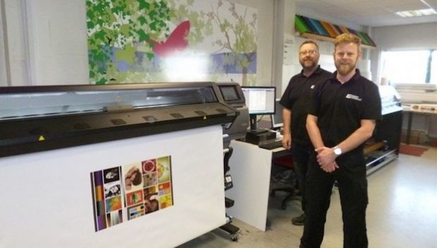Sign Express brings in Latex after new opening