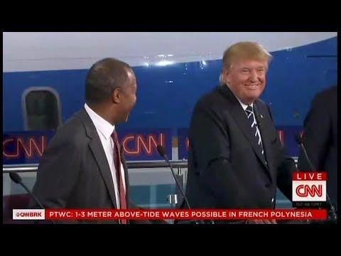 FULL Republican Debate: CNN Presidential Debate From Reagan Library (9-16-15) - YouTube