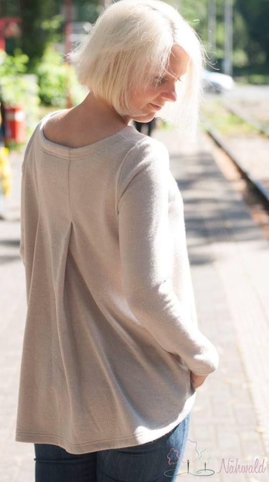 """Ebook A-Shirt """"ALVA"""" by EvLi's-Needle"""