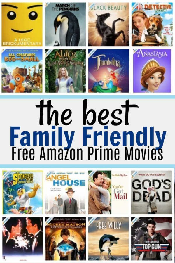 Click Here For A List Of The Best Free Amazon Prime Movies To Watch With Your Family My Family Loves Using In 2020 Free Kids Movies Amazon Prime Movies Prime Movies
