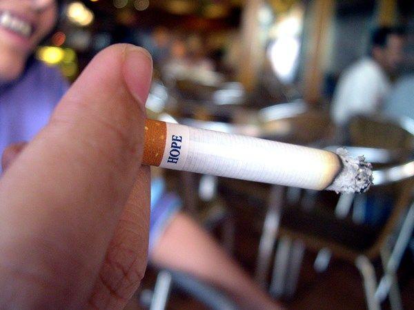 Du må tåle naboens røyk - Huseierne