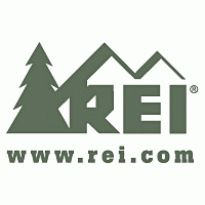 REI Logo. Get this logo in Vector format from http://logovectors.net/rei/