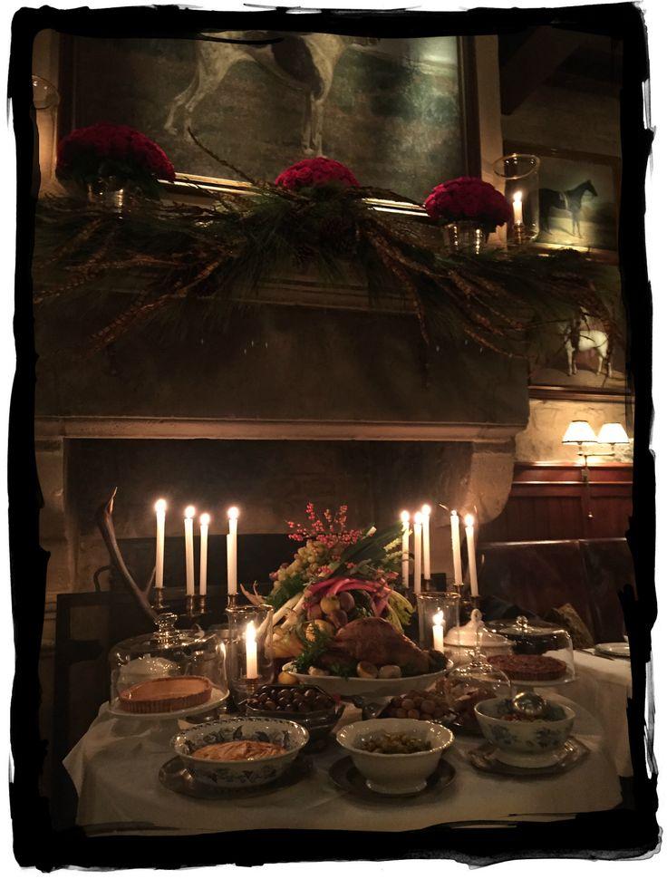 Thanksgiving Paris Restaurant
